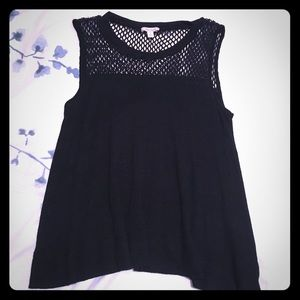 Ella Moss black top